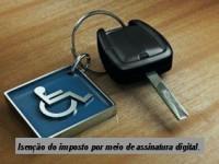 Receita acelera isenção de IPI de carros para taxistas e pessoas com deficiência