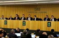OAB proíbe conselheiro do Carf de exercer advocacia privada