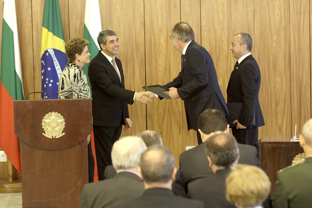 Brasil e Bulgária firmam acordo de Previdência Social