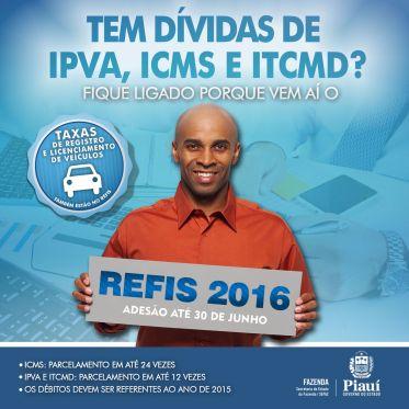 ICMS: dívidas acima de 10 mil UFR-PI poderão ser parceladas em até 120 meses – Piauí