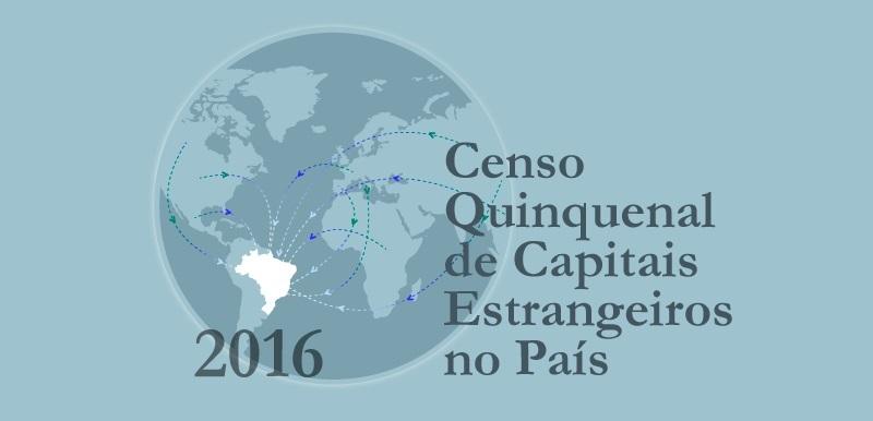 Empresas e fundos de investimento têm até 15 de agosto para declarar capitais estrangeiros no país