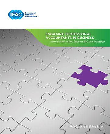 IFAC desenvolve guia com orientações às organizações representativas dos profissionais da Contabilidade