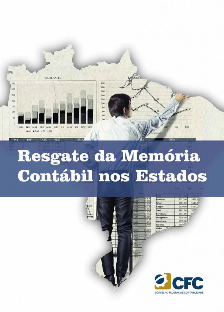CFC lança livro com trabalhos do Concurso Resgate da Memória Contábil nos Estados