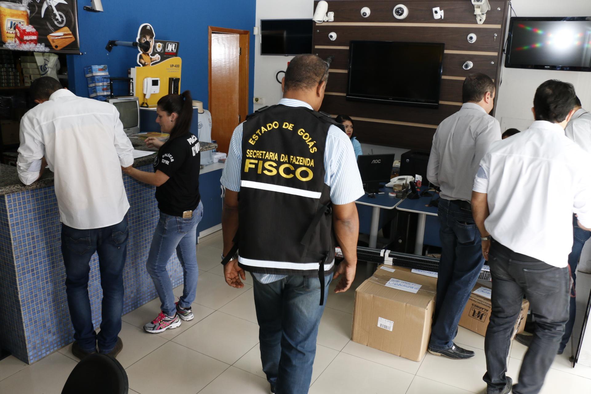 Sefaz Goiás apura esquema que sonegou mais R$ 15 milhões
