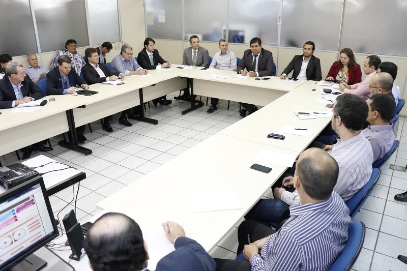 Goiás – Estratégias da Receita são discutidas em reunião