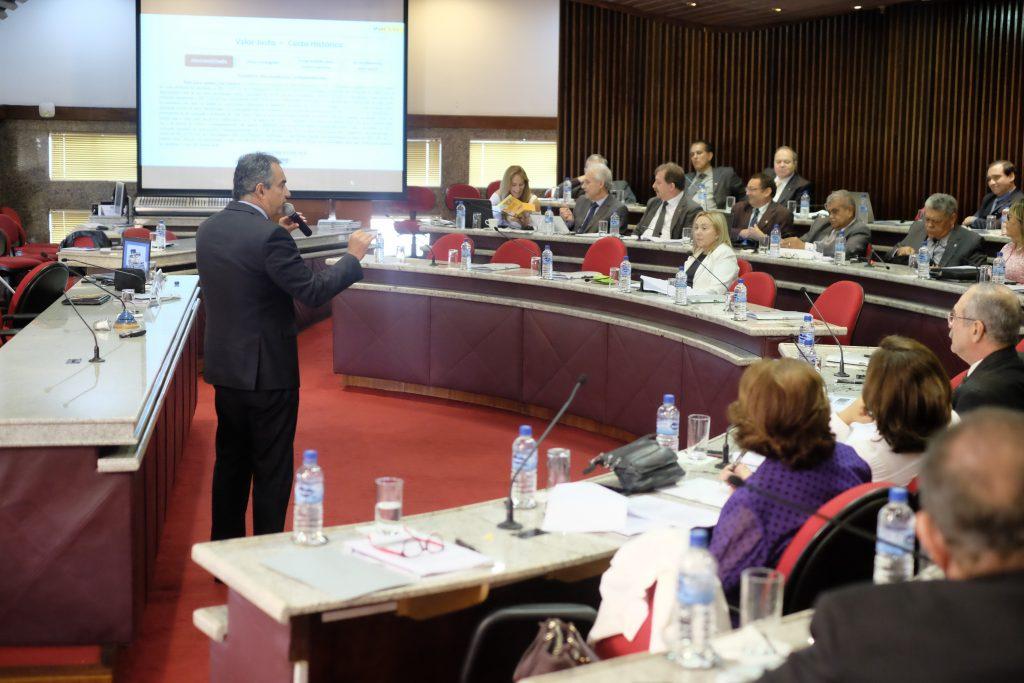 CFC realiza workshop sobre atualização em IFRS