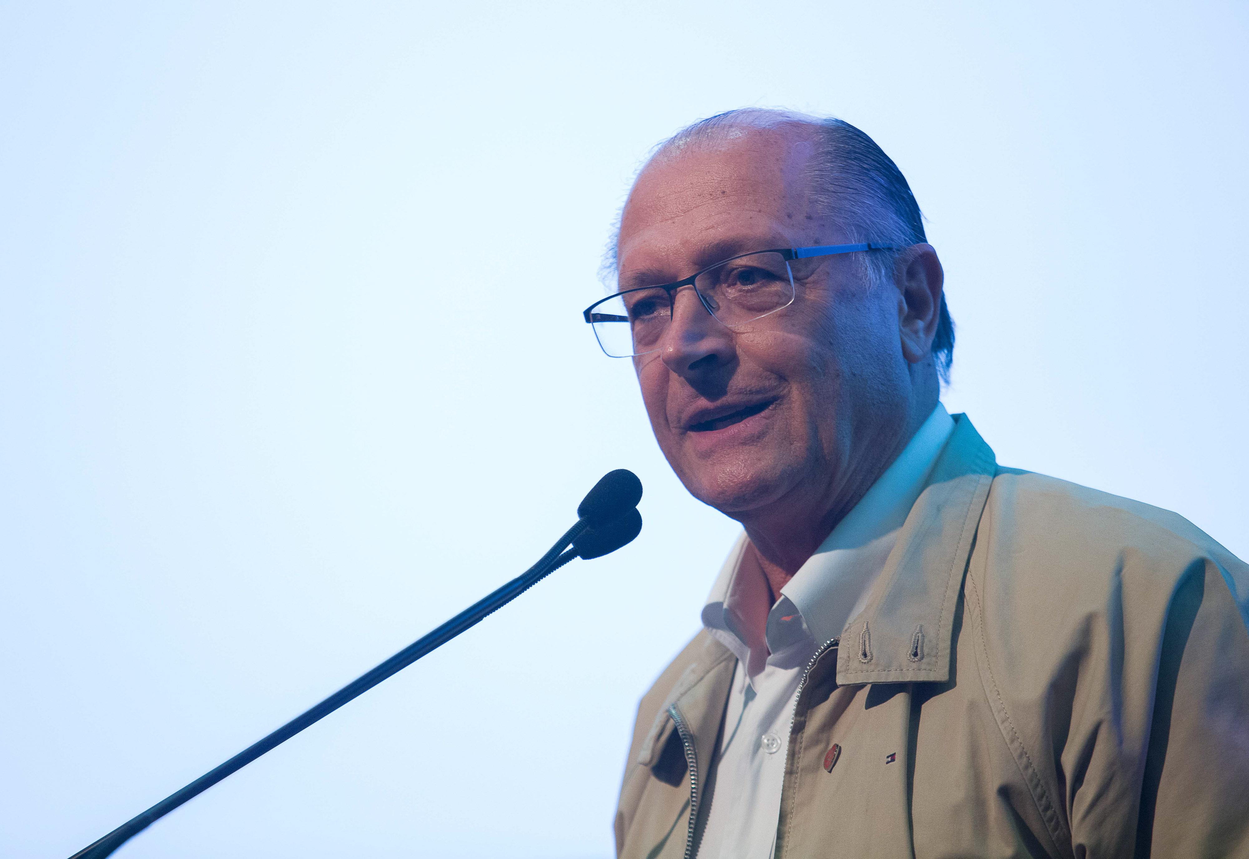Em seminário sobre gestão pública, Alckmin anuncia parcelamento do ICMS